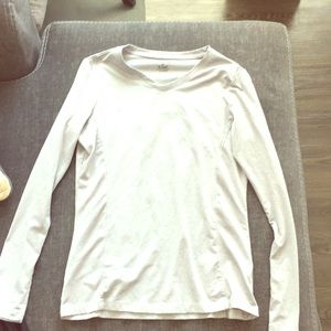 Tops - Athletic Gray Top!